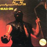 Cd   Samson  bruce Dickinson  Head On   Importado Repertoire