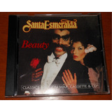 Cd   Santa Esmeralda   Beauty   Raro