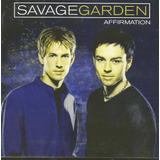 Cd   Savage Garden   Affimation