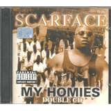 Cd   Scarface   My Homies    Lacrado