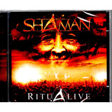 Cd   Shaman   Ritualive   Lacrado