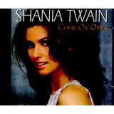 Cd   Shania Twain   Come On Over   Lacrado