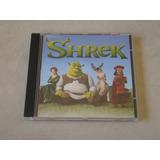 Cd   Shrek   Trilha Sonora Do Filme