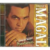 Cd   Sidney Magal Aventureiro 1998