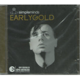 Cd   Simple Minds   Early Gold   Lacrado