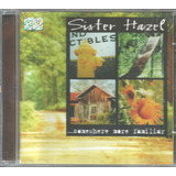 Cd   Sister Hazel   Somewhere More Familiar   Lacrado