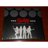 Cd   Slade   Box 4 Cds Anthology   1969   1991