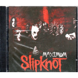 Cd   Slipknot   Maximum   Lacrado