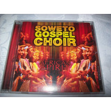 Cd   Soweto Gospel Choir   African Spirit   Importado   2007