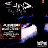 Cd   Staind  Break The Cycle    Lacrado