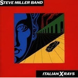 Cd   Steve Miller Band   Italian X Rays   Lacrado