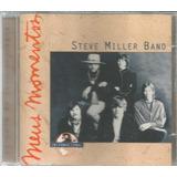 Cd   Steve Miller Band   Lacrado
