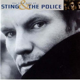 Cd   Sting & The Police   The Very Best Of   Lacrado