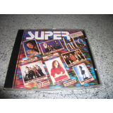 Cd   Super Hits Skid Row Donna Summer Simply Red Chic Etc