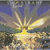 Cd   Supertramp   Paris   Duplo E Lacrado