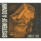 Cd   System Of A Down   Lonely Day   Digypack E Lacrado