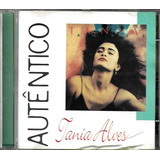 Cd   Tania Alves   Autentico