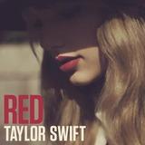 Cd   Taylor  Swift   Red   Lacrado