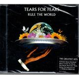 Cd   Tears For Fears   Rule The World   Lacrado