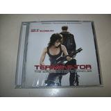 Cd   Terminator   The Sarah Connor Chronicles   Importado