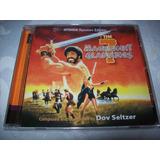 Cd   The 7 Magnificent Gladiators   Dov Seltzer   Importado