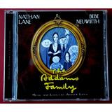 Cd   The Addams Family   Nathan Lane   Bebe Neuwirth   2010