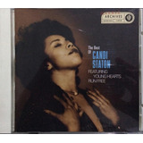Cd   The Best Of Candi Staton Featuring Young Hearts Runfree