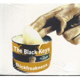 Cd   The Black Keys   Thickfreakness   Digypack E Lacrado