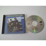 Cd   The Blue Brothers   Rock Pop Inter   Trilha Sonora
