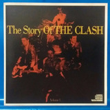 Cd   The Clash   The Story Of The Clash Vol 1  frete Gratis