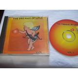 Cd   The Dreams Of Love Vol 2   Coletanea Rock Pop Inter