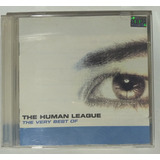 Cd   The Human League   The Very Best Of      Sebo Refugio