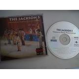 Cd   The Jackson 5   Historic Early Recordings