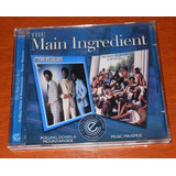 Cd   The Main Ingredient   Two Albums On One Cd