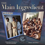 Cd   The Main Ingredient   Two Classic Albums On One Cd