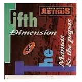 Cd   The Mamas And The Papas   The 5th Dimension   Serie Do