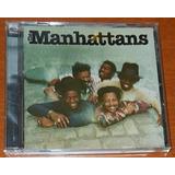 Cd   The Manhattans   The Manhattans   Rarríssimo
