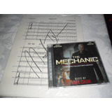 Cd   The Mechanic   Mark Isham   Autografado   Importado