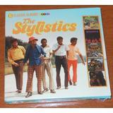 Cd   The Stylistics   Box 05 Cds   Classic Albums