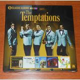 Cd   The Temptations  Original Albums Classics
