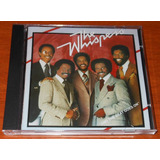 Cd   The Whispers   And The Beat Goes On   Raro