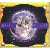 Cd   The Wild Divine Band   Soul Flight   2003   Importado