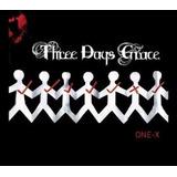Cd   Three Days Grace   One   X   Lacrado