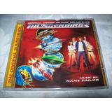 Cd   Thunderbirds   Hans Zimmer   2004   Importado