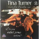 Cd   Tina Turner   Live From Barcelona 1990   Duplo
