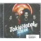 Cd   Tokio Hotel   Scream   Lacrado