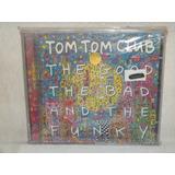 Cd   Tom Tom Club   The Good The Bad And The   Progressivo