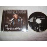 Cd   Tony Touch   The Piece Marer   Rock Pop Internacional