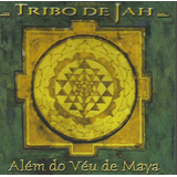 Cd   Tribo De Jah   Além Do Véu De Maya   Lacrado
