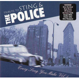 Cd   Tribute To Sting & The Police   Lacrado